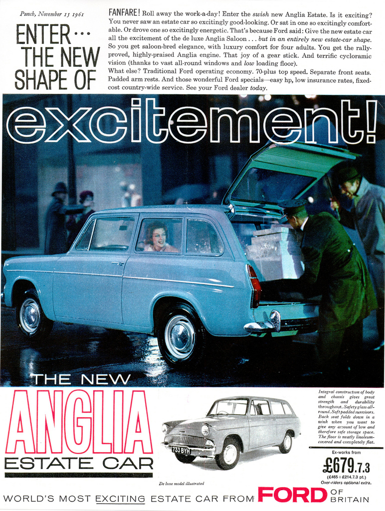 Ford Anglia Estate