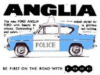 Police Car Adverts
