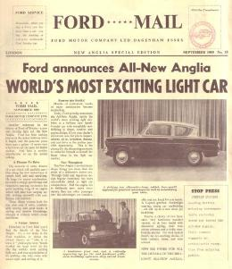 Ford Mail