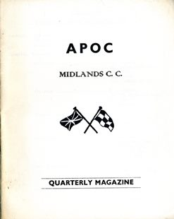 Apoc - Midlands Section