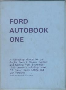 Ford Autobook One