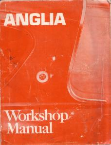 Anglia Workshop Manual