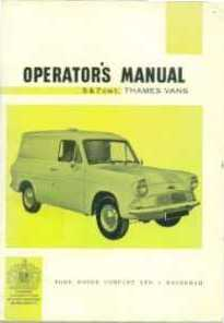 Thames Operators Manual