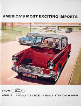 Americas exciting car.