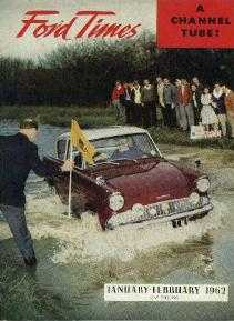 Ford Times 1962