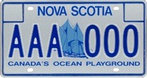 1972 Plate