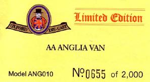 ang010 Certificate