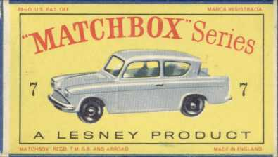 Matchbox Box