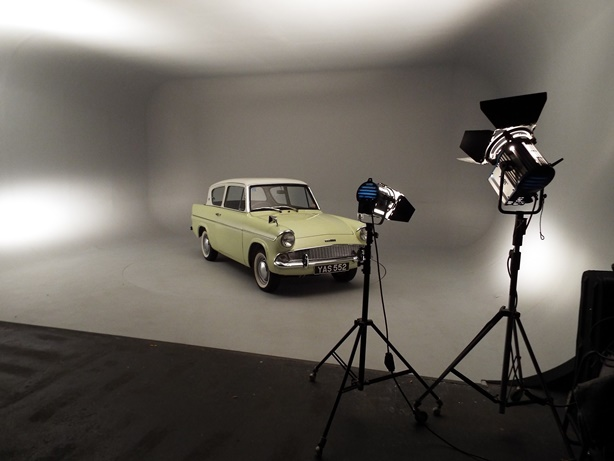 Anglia Photo Shoot
