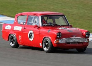 Ford Anglia - Andrew Law