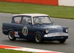 Ford Anglia - Robyn Slater