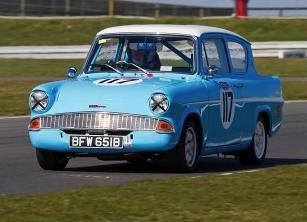 Ford Anglia - Anthony Walsh
