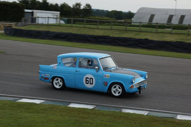 Ford Anglia - Eagle Sprint