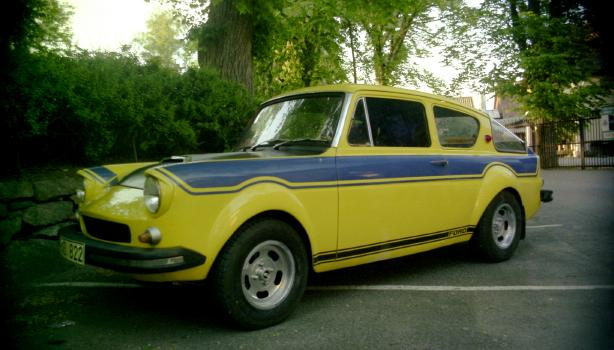 Unusual Ford Anglia