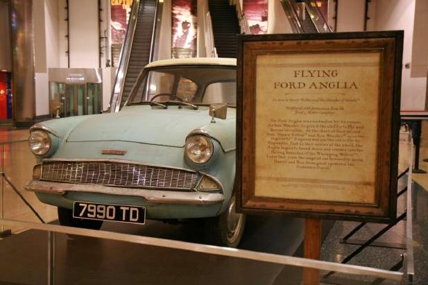 Ford Anglia - Chicago