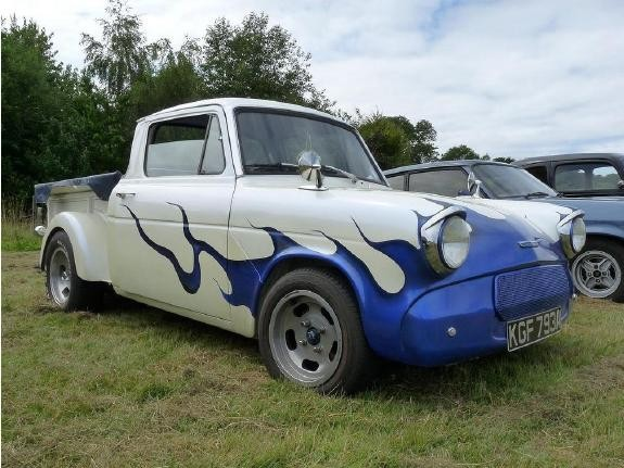 Customised Anglia Pick Up No 11