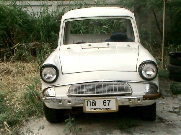 Anglia Pick Up No 1