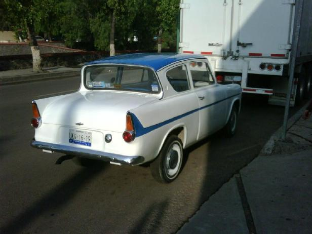 Ford Anglia Restored