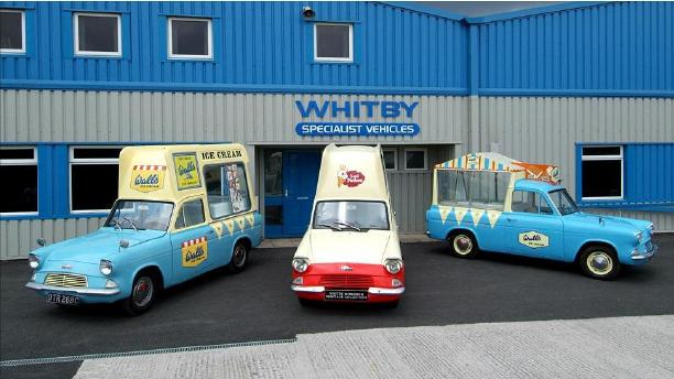 Anglia Ice Cream Van 1