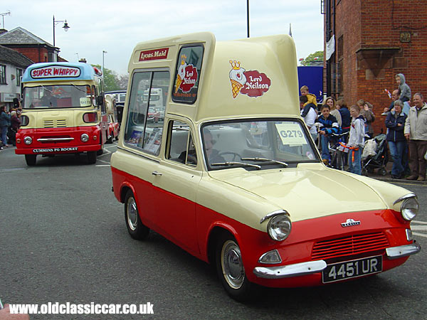 Anglia Ice Cream Van 5