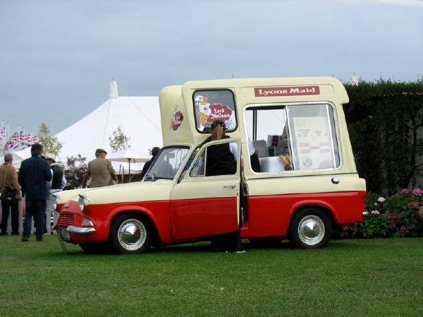 Anglia Ice Cream Van 7
