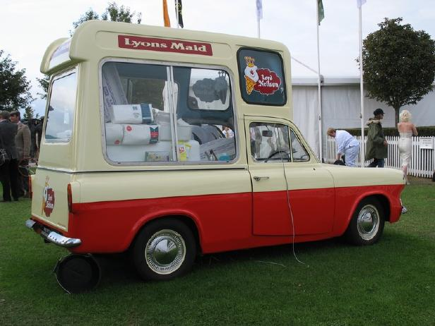 Anglia Ice Cream Van 8