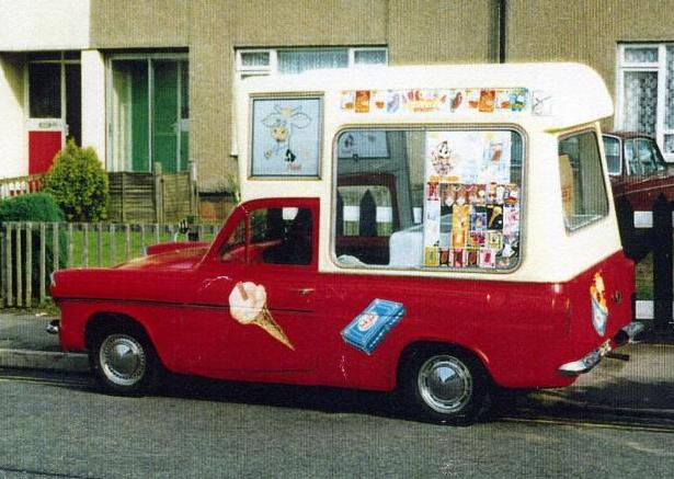 Anglia Ice Cream Van 2
