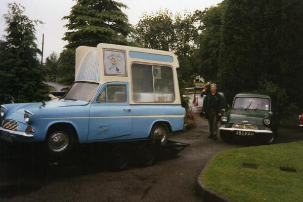 Anglia Ice Cream Van 3