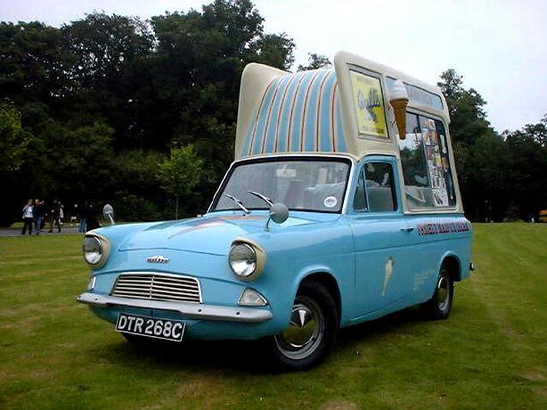 Anglia Ice Cream Van 4