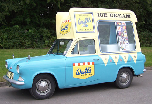 Anglia Ice Cream Van 6