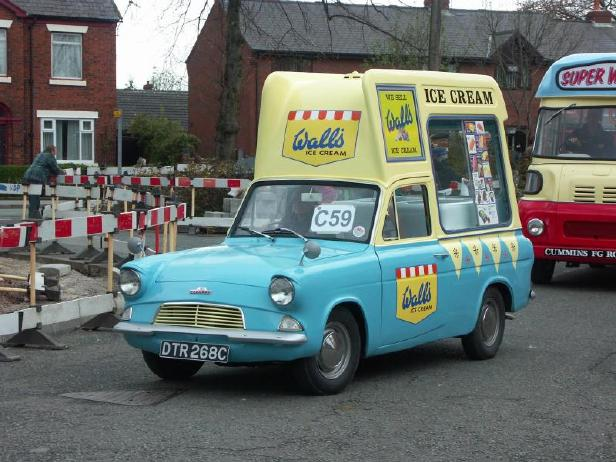 Anglia Ice Cream Van 9