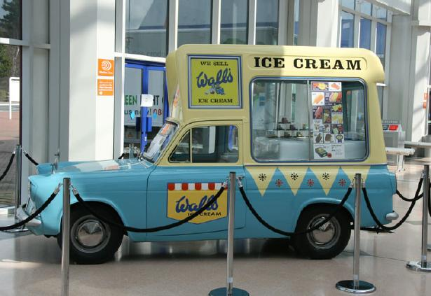 Anglia Ice Cream Van 10
