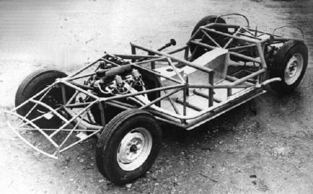 Buckler DD2 Chassis