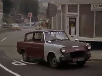 That Summer - Ford Anglia